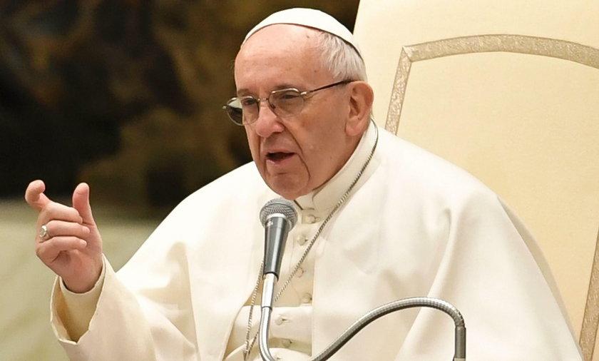 Papież Franciszek ostrzega Europejczyków