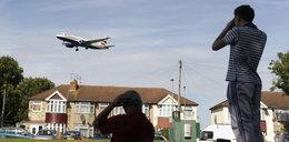 To koszmar, nie dzielnica. 1200 samolotów dziennie nad głową