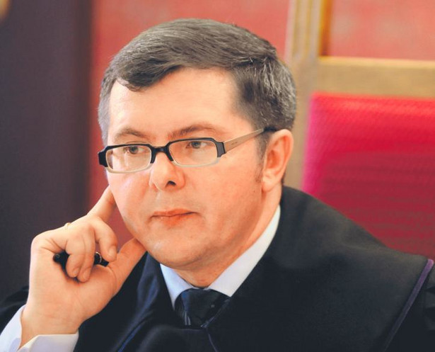 Waldemar Szmidt, sędzia delegowany do Ministerstwa Sprawiedliwości, dyrektor departamentu sądów, organizacji i analiz wymiaru sprawiedliwości w MS / fot. Paweł Ulatowski