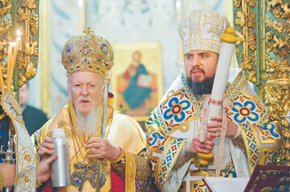 Ukraińska Cerkiew jest już niepodległa