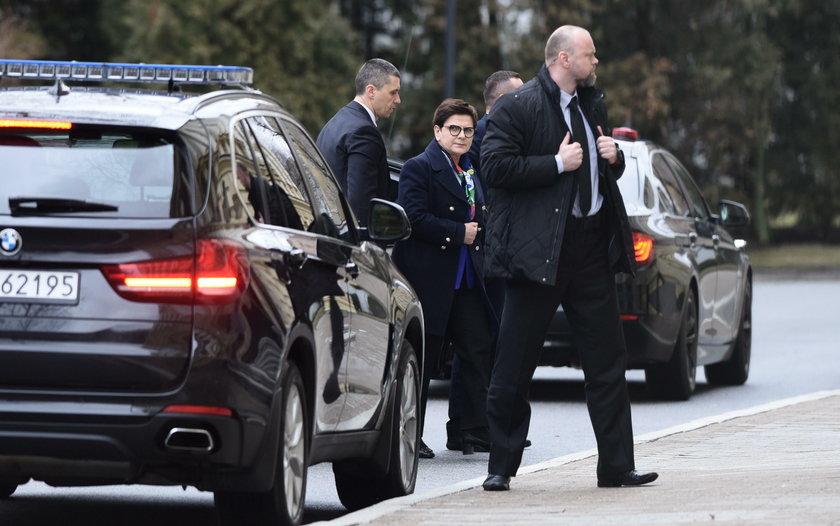 Nowe fakty ws. kolizji Szydło! Ochrona wicepremier Beaty Szydło kilkukrotnie złamała przepisy