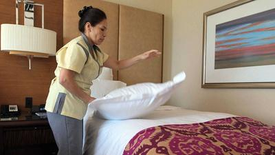 A hotel manager seeking 3 new hires said he was flooded with 115 applicants in 48 hours despite the labor shortage rocking the hospitality industry