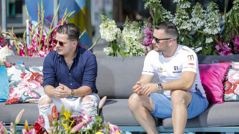 Grzegorz i Rafał Collins