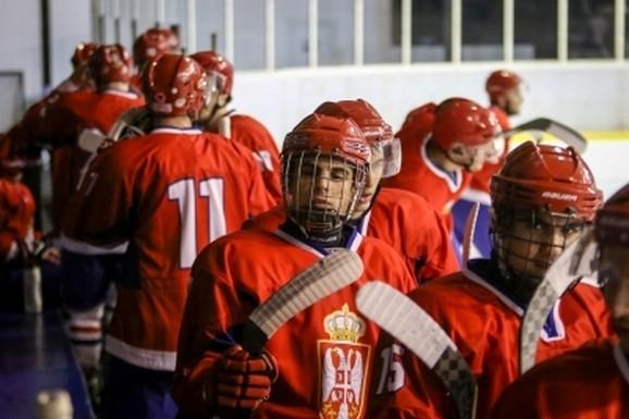 Hokejaši Srbije su bili ubedljivi na startu Svetskog prvenstva