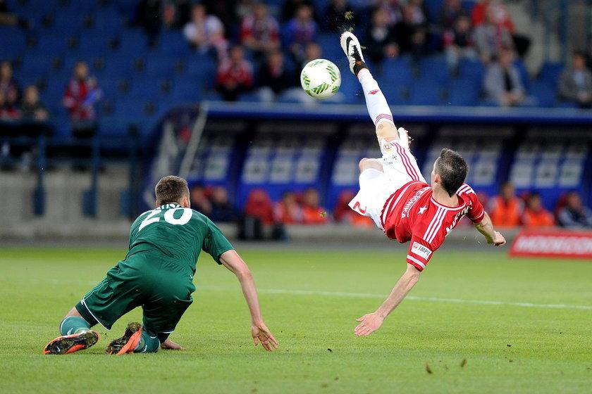 Krzysztof Mączyński  sylwetka gracza Wisły. Kadra Polaków na Euro 2016
