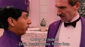 """The Grand Budapest Hotel"": fragment 1"