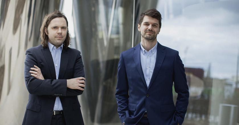 Twórcy Emplocity - Krzysztof Sobczak i Arkadiusz Talun