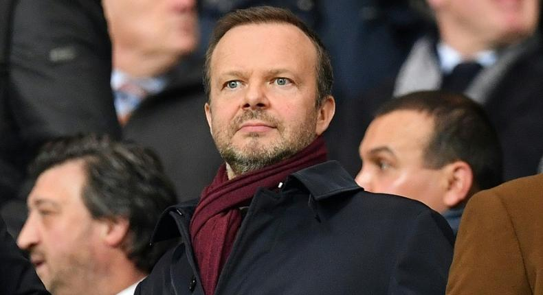 Ed Woodward is to step down from his position as Manchester United executive vice-chairman