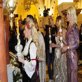 Svadba Ivana Mileusnića i Danijele Karić