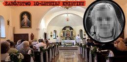 Poruszające nabożeństwo w Mrowinach. Dzieci modliły się za zmarłą Kristinę