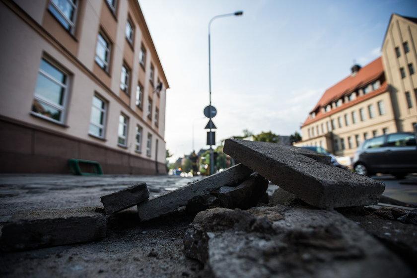 Dzisiaj rusza drugi etap prac na skrzyżowaniu Niepodległości/Solna