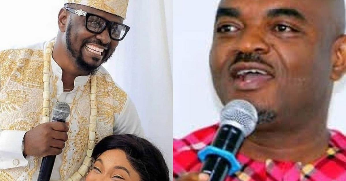 Emeka Rollas says AGN will weigh in on Prince Kpokpogiri & Tonto Dikeh's messy breakup