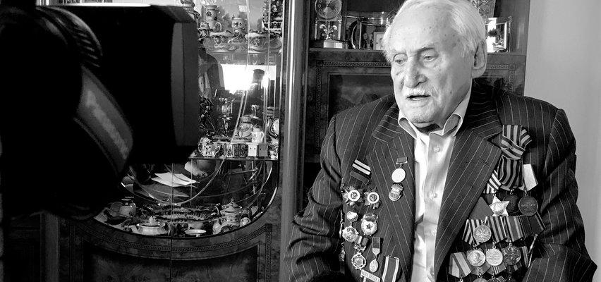 Dawid Duszman nie żyje. Ostatni z wyzwolicieli Auschwitz odszedł w wieku 98 lat