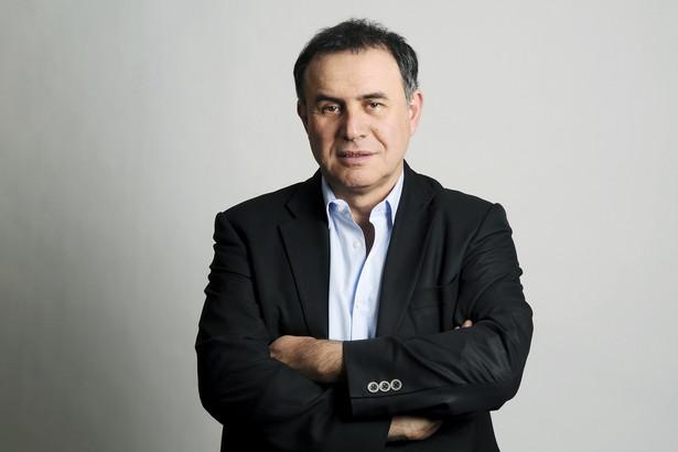 Nouriel Roubini spodziewa się wyjścia Grecji ze strefy euro w 2013 r., a perspektywę rozkładu eurolandu w najbliższych 3-5 latach ocenia na 40-50 proc.