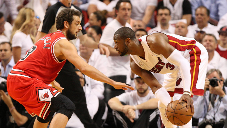 Chicago Bulls pokonali Miami Heat