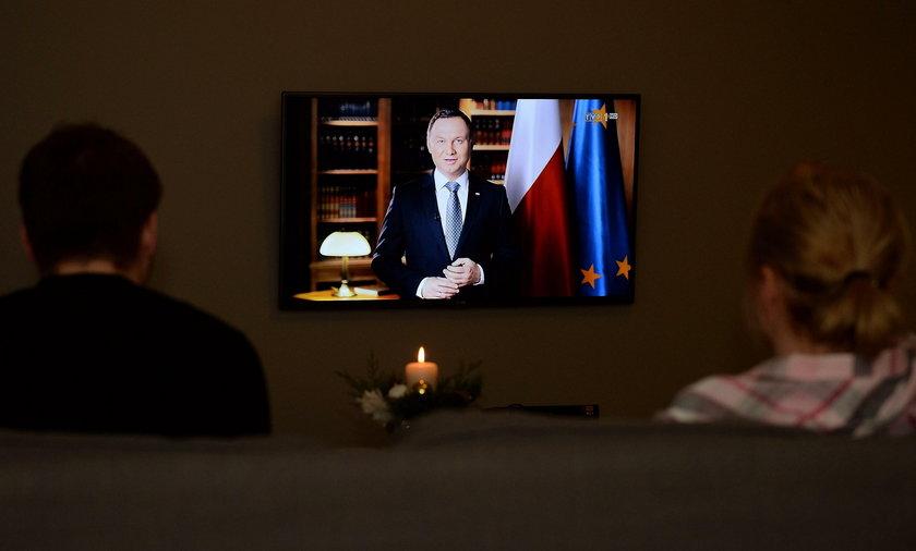 Życzenia prezydenta dla Polaków