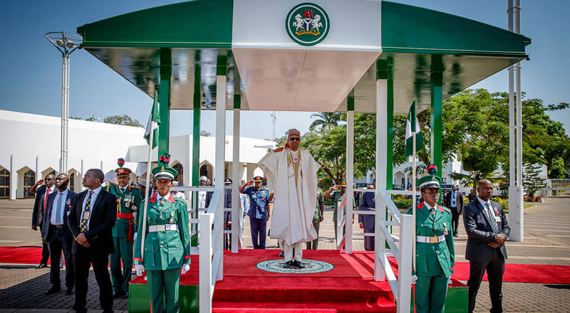 Nigerian President, Muhammadu Buhari's 76th birthday celebration in pictures