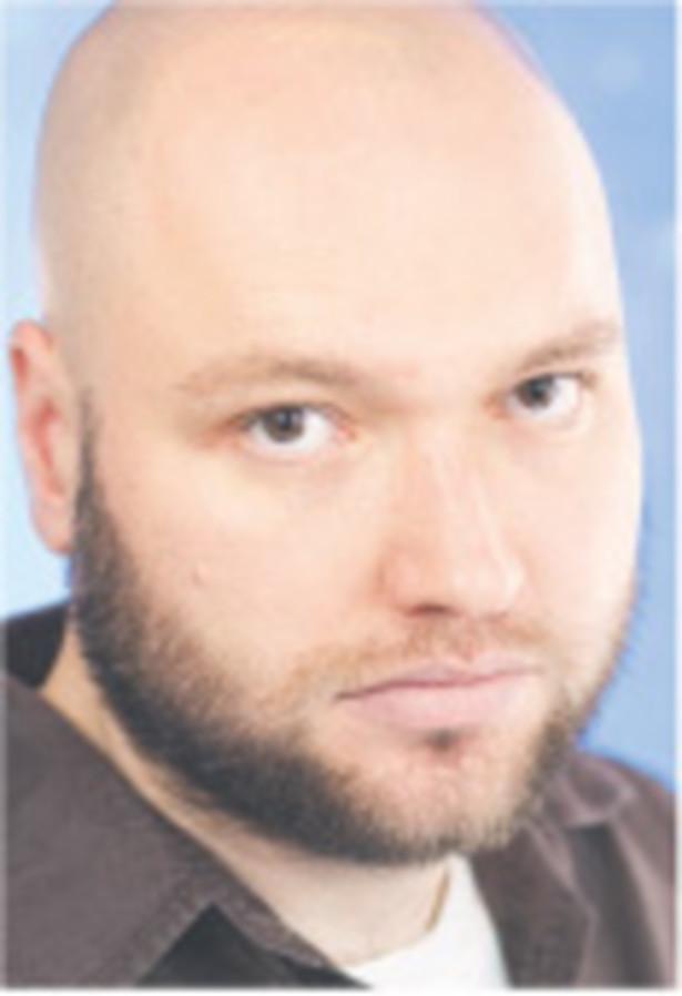 Zbigniew Parafianowicz, kierownik działu świat