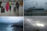 Kolaž Grčka uragan