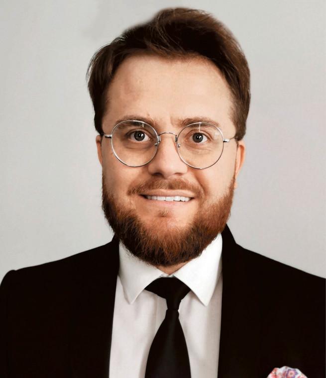 Jarosław Biliński, wiceprezes Okręgowej Rady Lekarskiej w Warszawie, przewodniczący zespołu, który przygotowywał projekt ustawy  fot. Materiały Prasowe