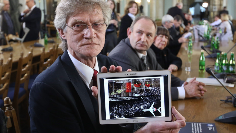 Kazimierz Nowaczyk, wiceszef podkomisji powołanej przez MON do ponownego zbadania katastrofy smoleńskiej