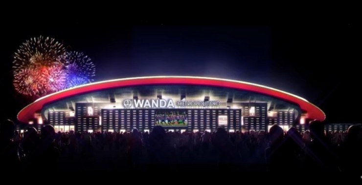 Stadion Vanda Metropolitano