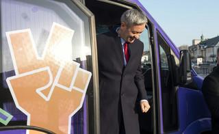 Wiosna wystartuje samodzielnie w wyborach do PE oraz Sejmu i Senatu