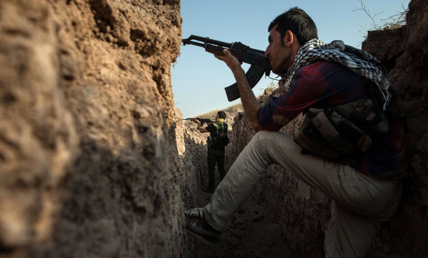 Wojna domowa w Syrii trwa od 2011 roku