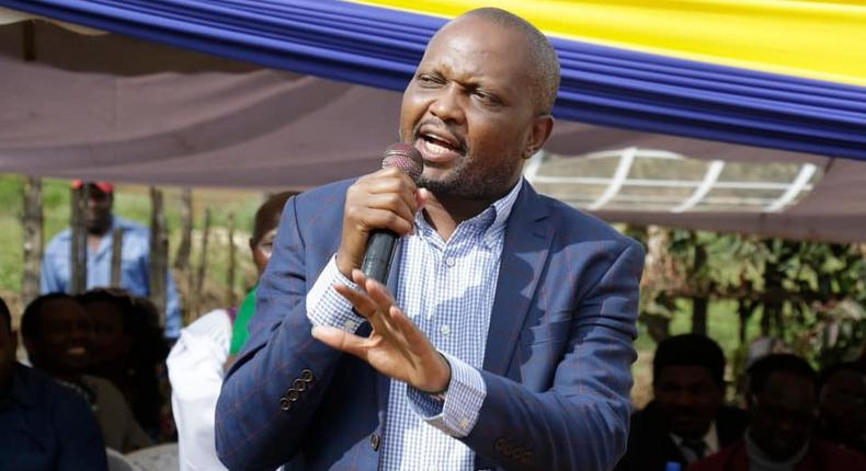 Moses Kuria to President Uhuru Kenyatta - Please tell your 'second wife' to have some manners