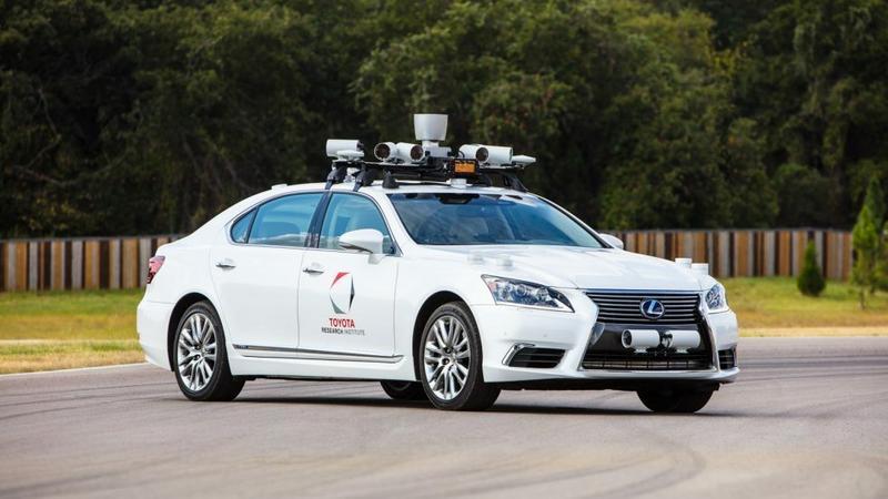 Toyota pokazała nową autonomiczną platformę rozwojową