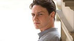 James McAvoy Profesorem X