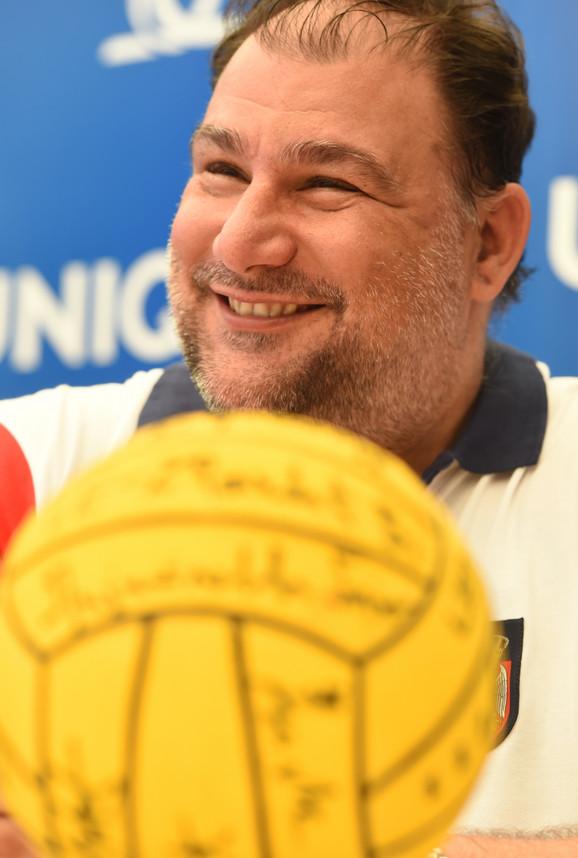 Selektor reprezentacije Srbije Dejan Savić