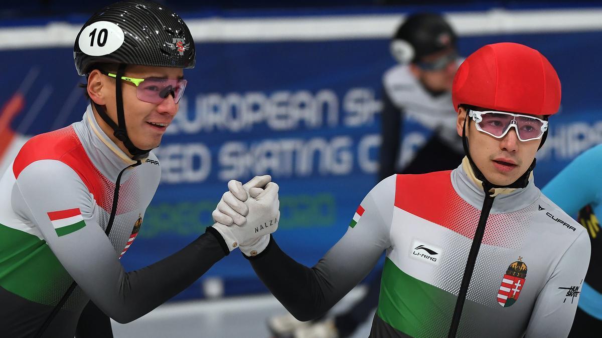 Hatalmas bravúr: mindhárom számban továbbjutottak a Liu-fivérek a hollandiai világbajnokságán