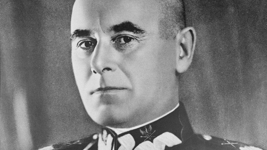 Edward Rydz-Śmigły (1886-1941) – Marszałek Polski od 1936