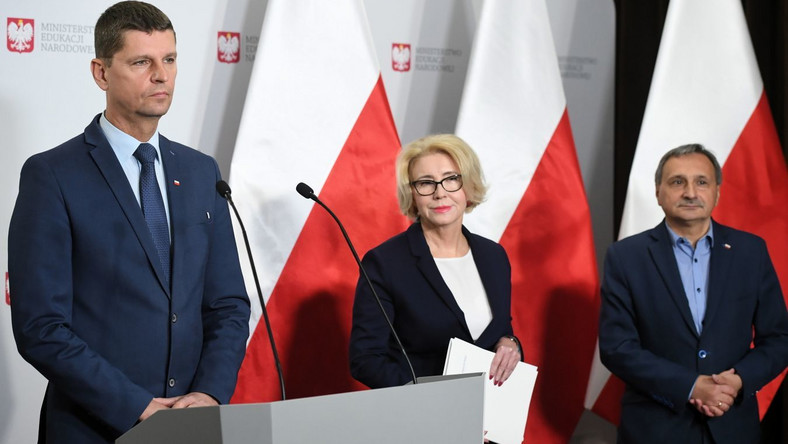 Dariusz Piontkowski, Maciej Kopeć, Marzena Machałek