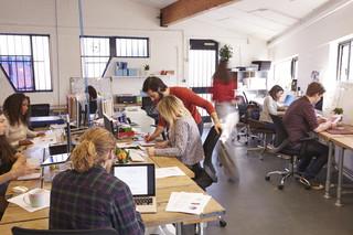 Millennials oczekuje od swojego miejsca pracy czegoś więcej niż biurka i ciasnego pokoju