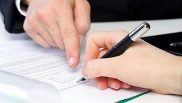 umowa, praca
