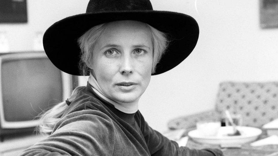 Agnieszka Osiecka (1977 r.)