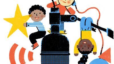 7 Podcasts for Stir-Crazy Kids