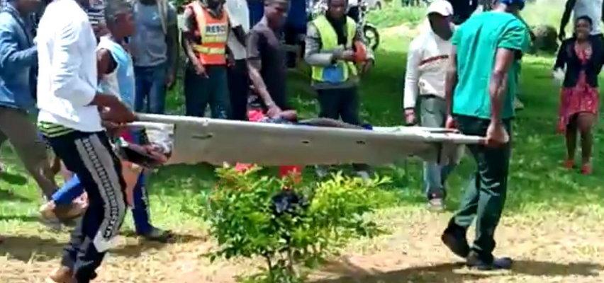 Masakra w szkole w Kamerunie. Ośmioro dzieci zginęło w ataku terrorystycznym