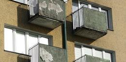 Czas wyremontować już te balkony!