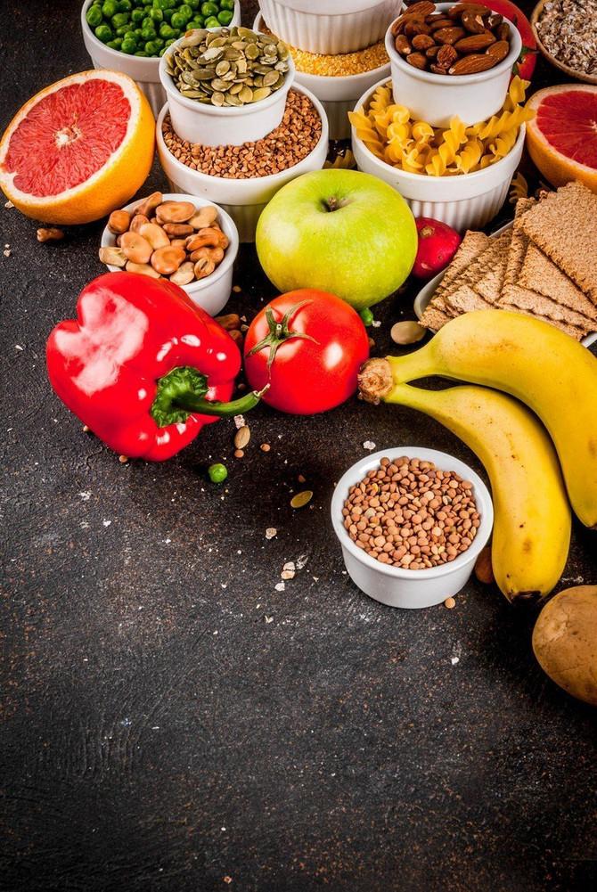 Voće, povrće i žitarice čine osnovu DASH dijete