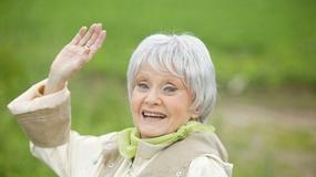 Starsza dama w serialu