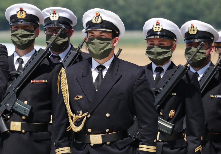 Nemačka mornarica