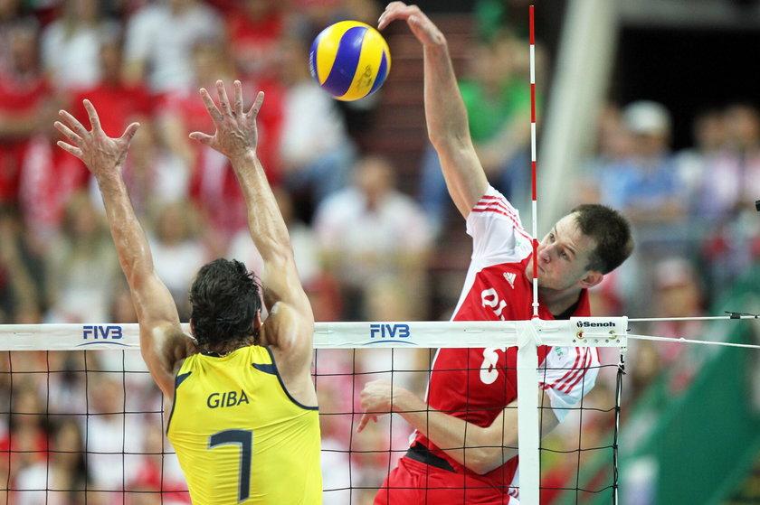 Polska Brazylia siatkówka