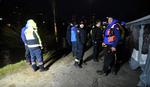 Potraga za mladićem koji je pao u Miljacku nastavlja se tokom noći