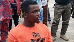 Frank Akpan confesses to killing Iniobong Umoren (Twitter: IbomLeakNews)