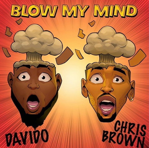 Davido releases 'Blow My Mind' featuring Chris Brown. (Spotify)