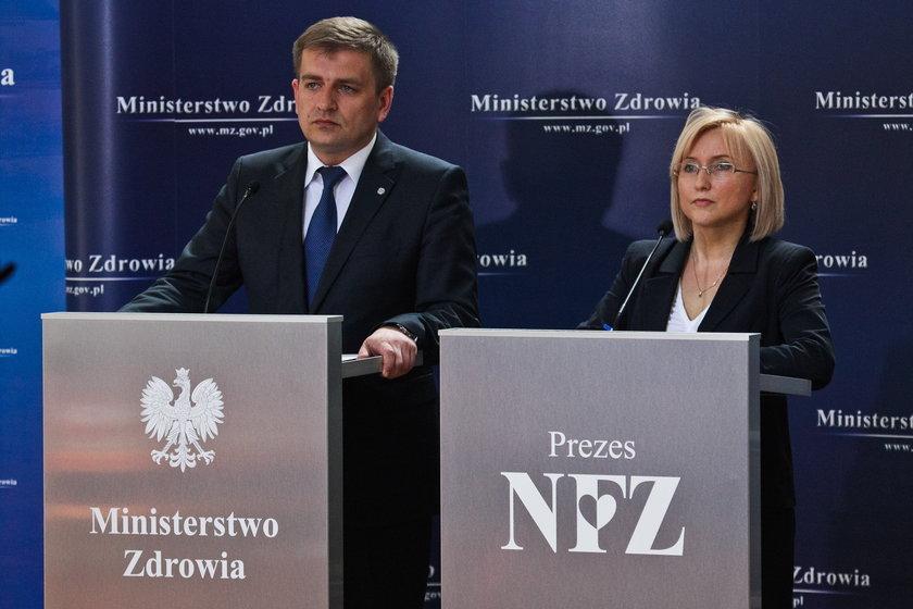 Arłukowicz i Pachciarz