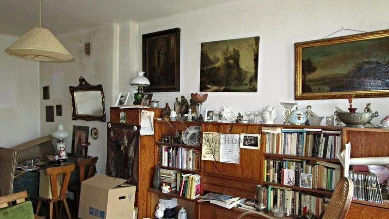 Mieszkanie Tadeusza Konwickiego na sprzedaż